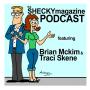 "Artwork for SHECKYmagazine Podcast ""Death of a Clown"""