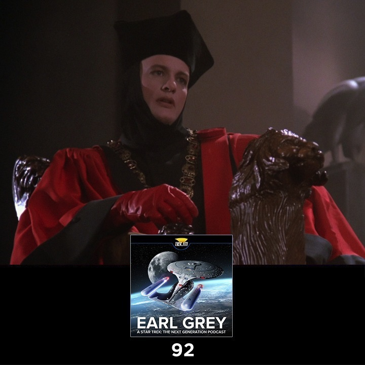 Earl Grey 92: Judge, Jury and ExeQutioner