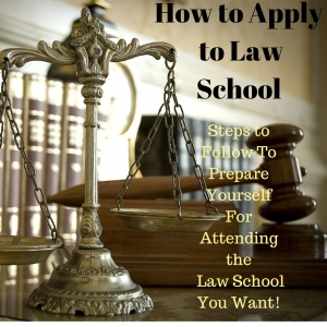 How to Apply To Law School-EP22