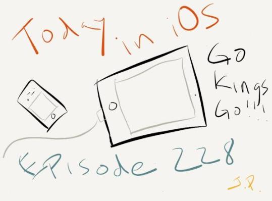iOS Artwork - iTem 0228 and Episode Transcript