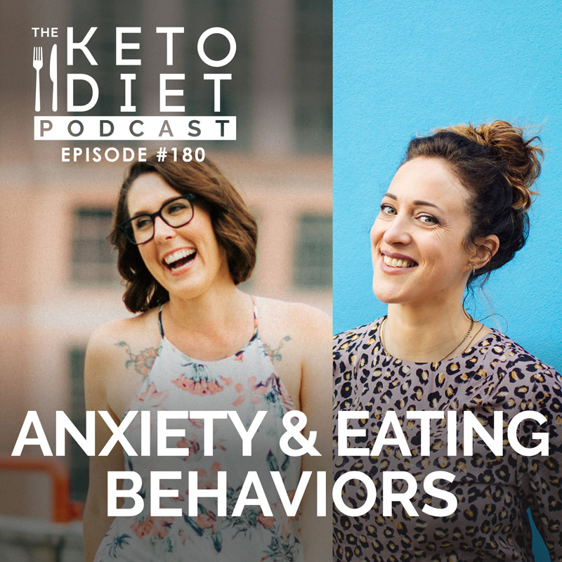 #180 Anxiety & Eating Behaviors with Rebecca Storch