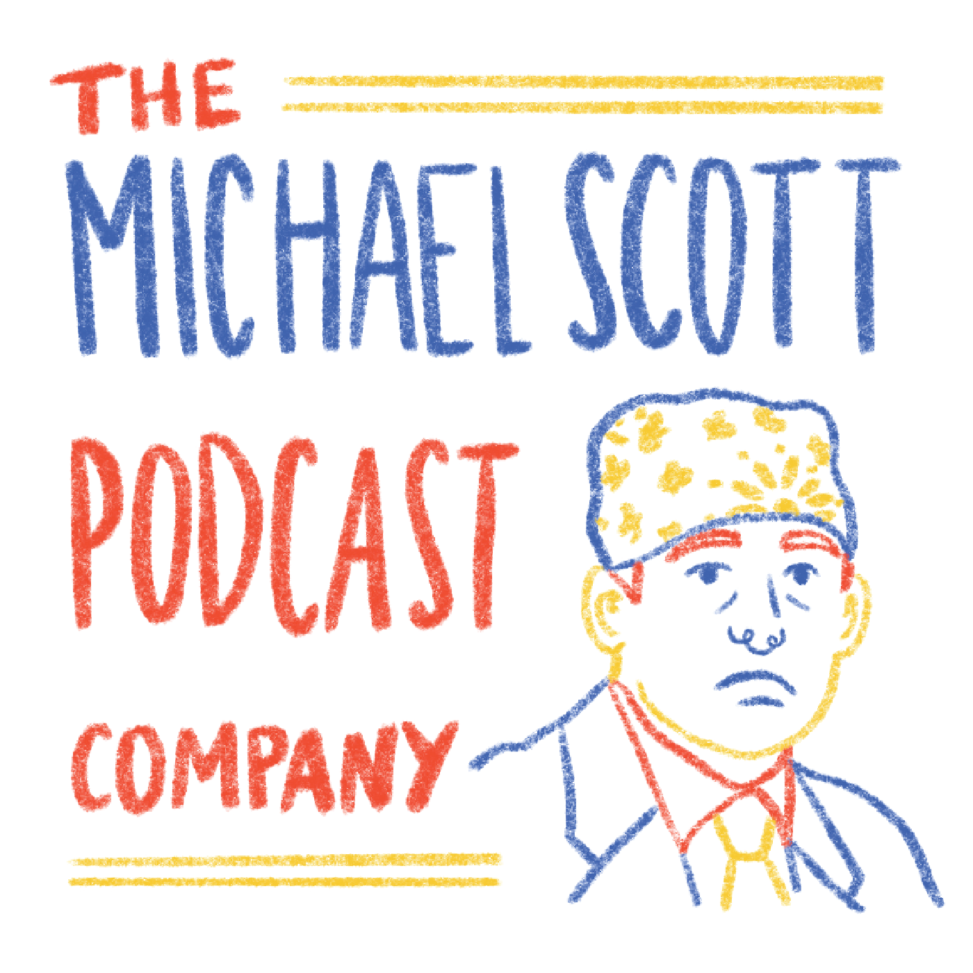 The Michael Scott Podcast Company - An Office Podcast show art