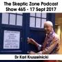 Artwork for The Skeptic Zone #465- 17.Sept.2017