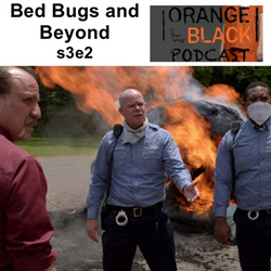 s3e2 Bed Bugs and Beyond - Orange is the New Black Podcast