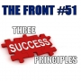 Artwork for Three Success Principles (The FRONT #51)