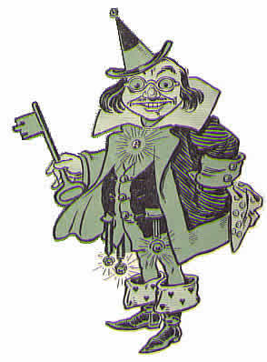 Wonderful Wizard of Oz - Chapter 10
