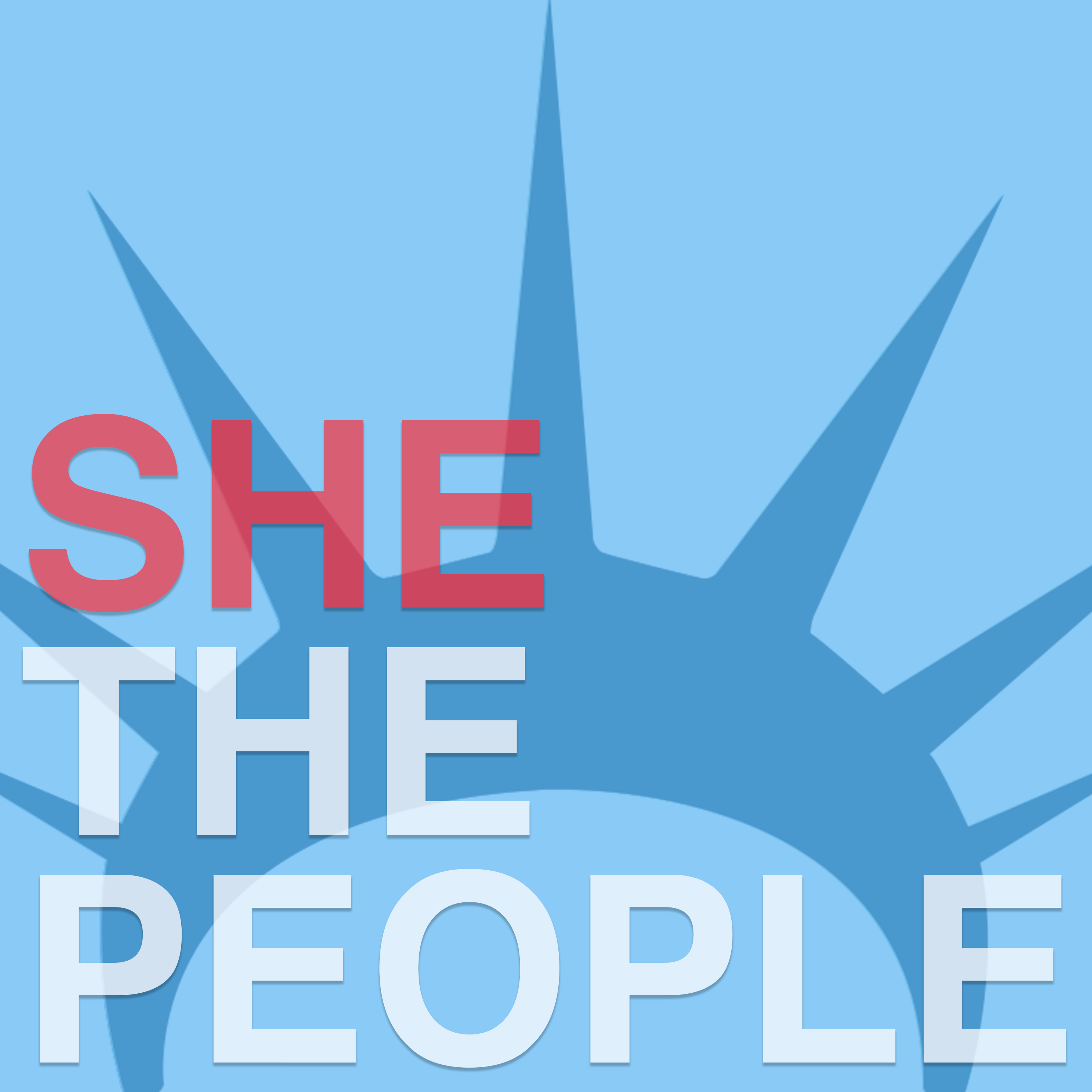 She the People show art