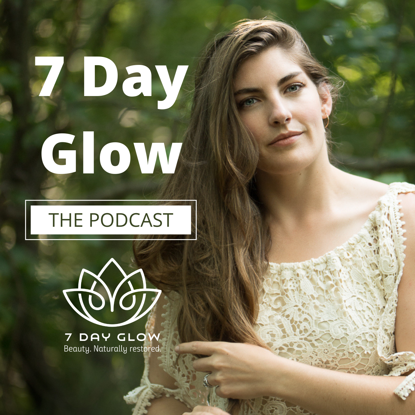 7 Day Glow Podcast show art