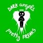 Artwork for DAPF #104. Dark Angels & Pretty Freaks #104
