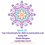 Artwork for 111: Top Five Downloads in 2020 on Spirituality and for HSPs