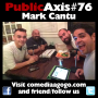 Artwork for Public Axis #76: Mark Cantu