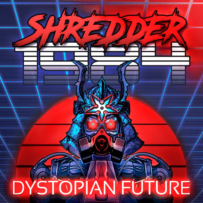 Shredder 1984