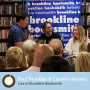 Artwork for Episode 297: Live From Brookline Booksmith With Authors Caroline Kepnes and Paul Tremblay