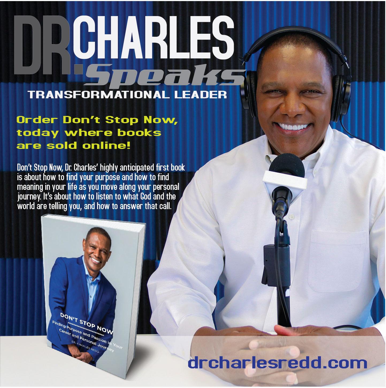 Dr. Charles Speaks show art