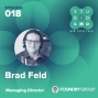 Artwork for 018   Building Communities with Other Companies with Brad Feld   Studio CMO
