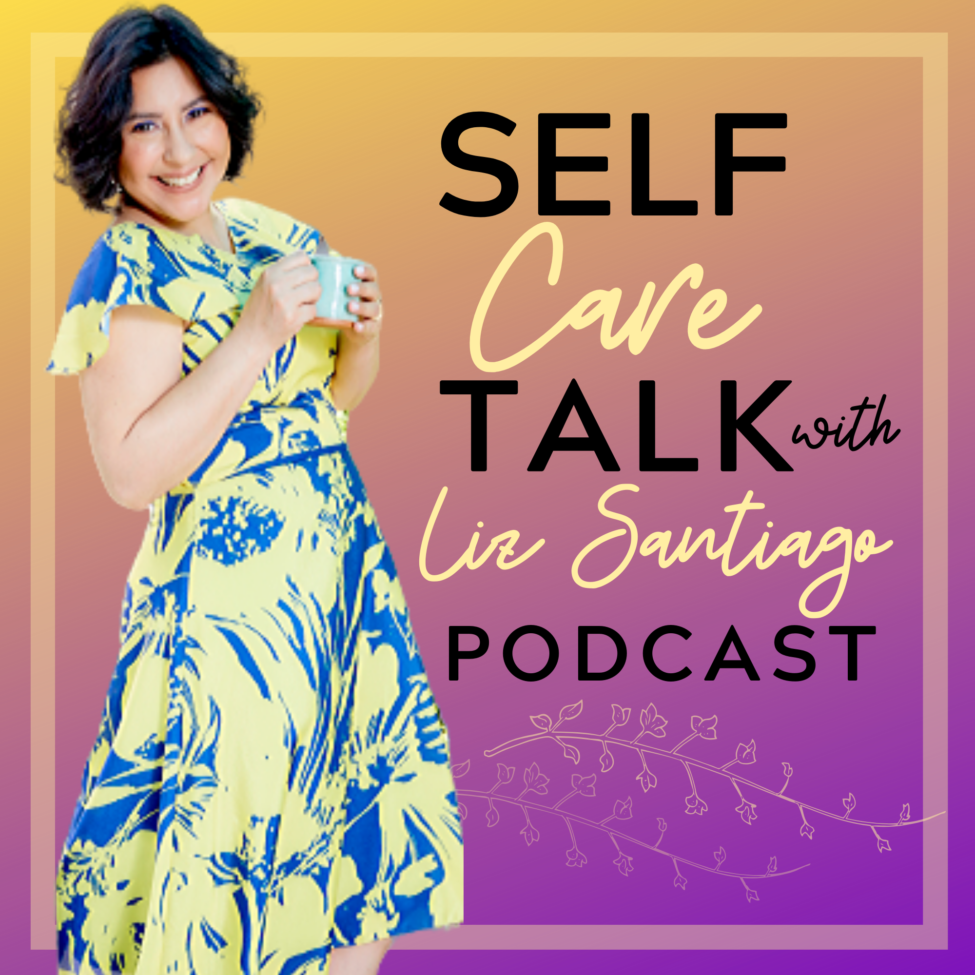 Liz Talks About Self Care With Victoria Jenn Rodriquez Founder of the Female Collaborative show art