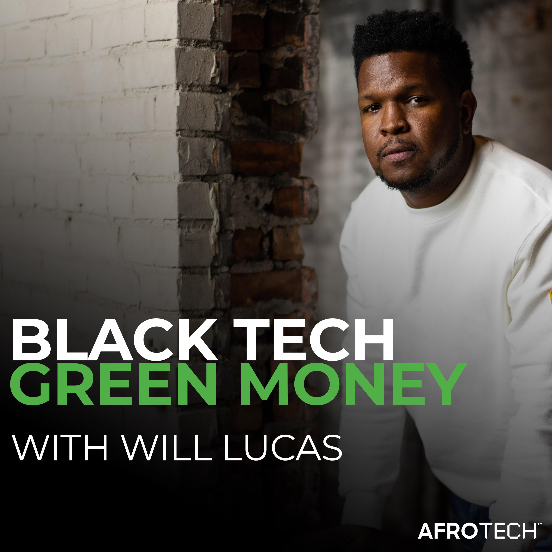 Black Tech Green Money show art