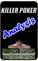 Killer Poker Analysis  10-31-08