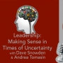 Artwork for Making Sense in Times of Uncertainty with Dave Snowden & Andrea Tomasini