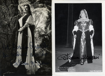 Attila-Nabucco w.Caterina Mancini