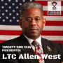 Artwork for LTC Allen West - From leading troops in Iraq to Congress, it's all about attitude!
