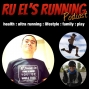 Artwork for Ru El's Running 009 : Migraine Headaches | Dieting | Hollow Body | Jump Rope | Sucking Souls