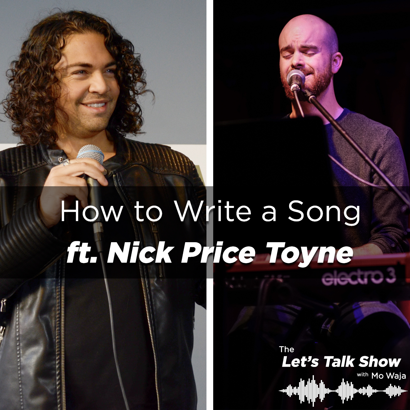 Artwork for How to Write a Song ft. Nick Price Toyne, Classically Trained Vocalist