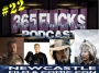 Artwork for 365Flicks Ep022 365 Newcastle Film and Comic Con... Kate Dickie/Tom Burke/Ian Beattie/David Prowse...News/Top5 Tv Themes