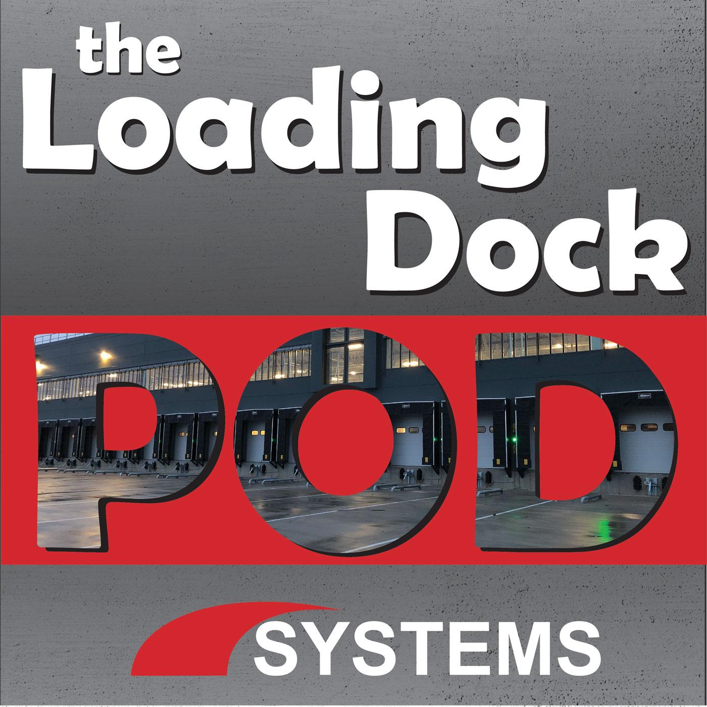 The Loading Dock Pod show art