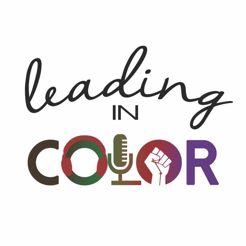 Leading in Color with Sarah Morgan show art