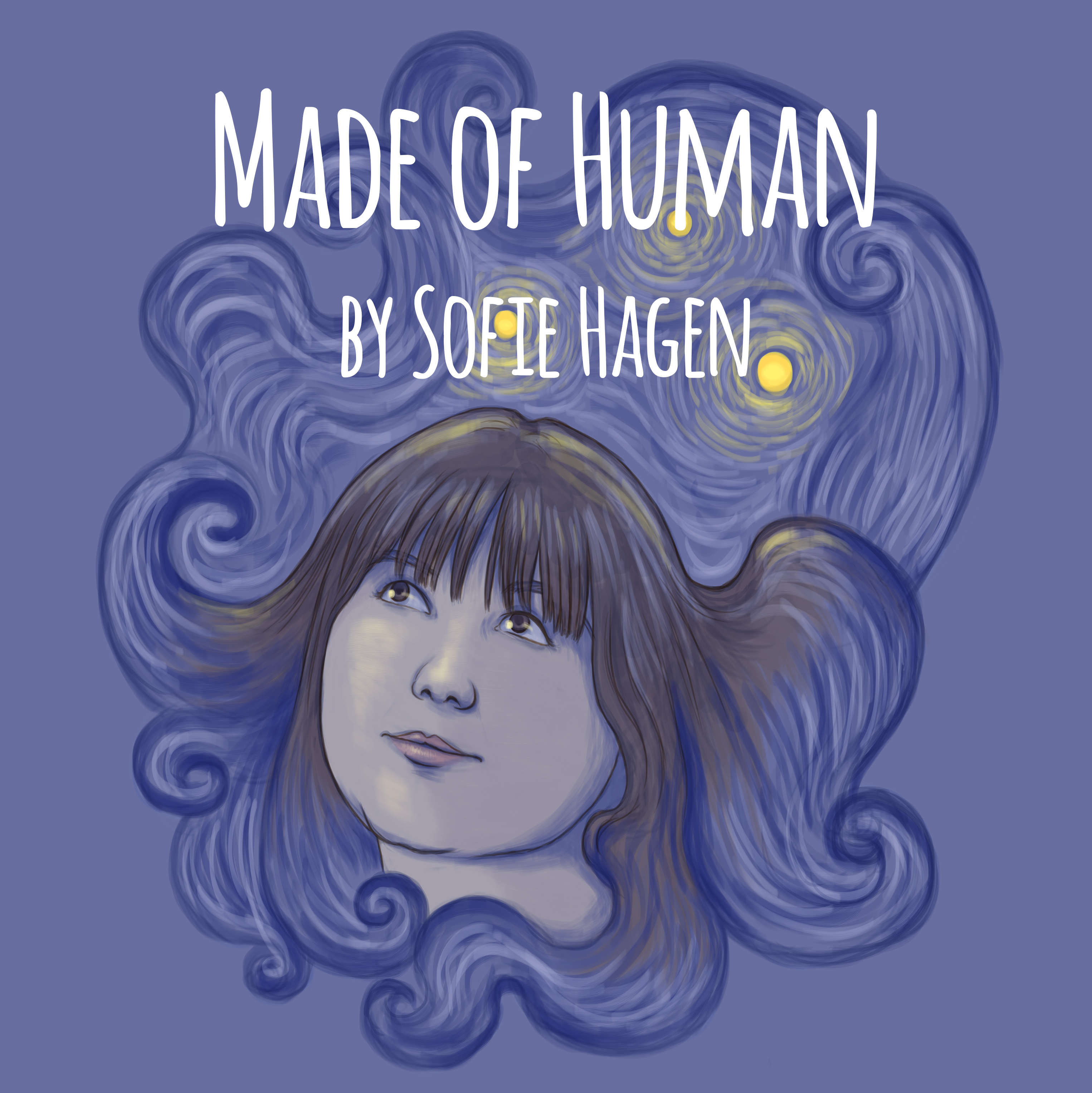 Made Of Human with Sofie Hagen show art