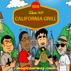 California Grill: A Review and MORE! - MOW #111