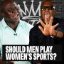 Artwork for Should Men compete in Women's Sports?