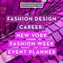 Artwork for SFD084 How to Become an Event Planner for New York Fashion Week