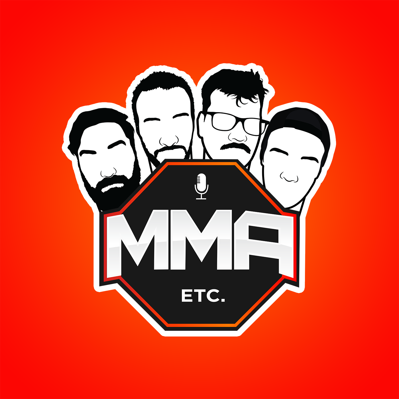 The 'MMA etc.' Podcast show image