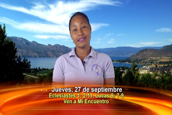 Artwork for Dios te Habla con María Indelira Ortiz  Tema el hoy: ven a mi encuentro