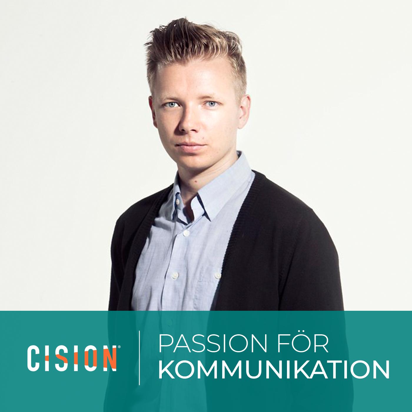 Sveriges mäktigaste i sociala medier med Emanuel Karlsten
