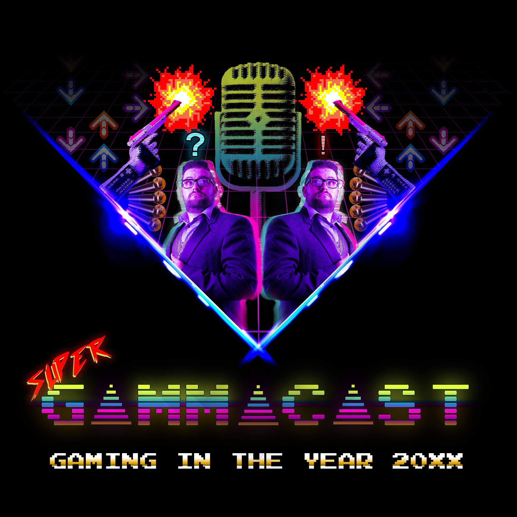Super Gammacast show art