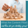 Artwork for Content Pillars: What Are They and How Do You Identify Them?