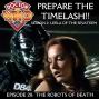 Artwork for Episode 20 - The Robots of Death