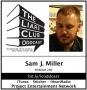 Artwork for The Liars Club Oddcast # 206   Sam J. Miller, Award Winning Author