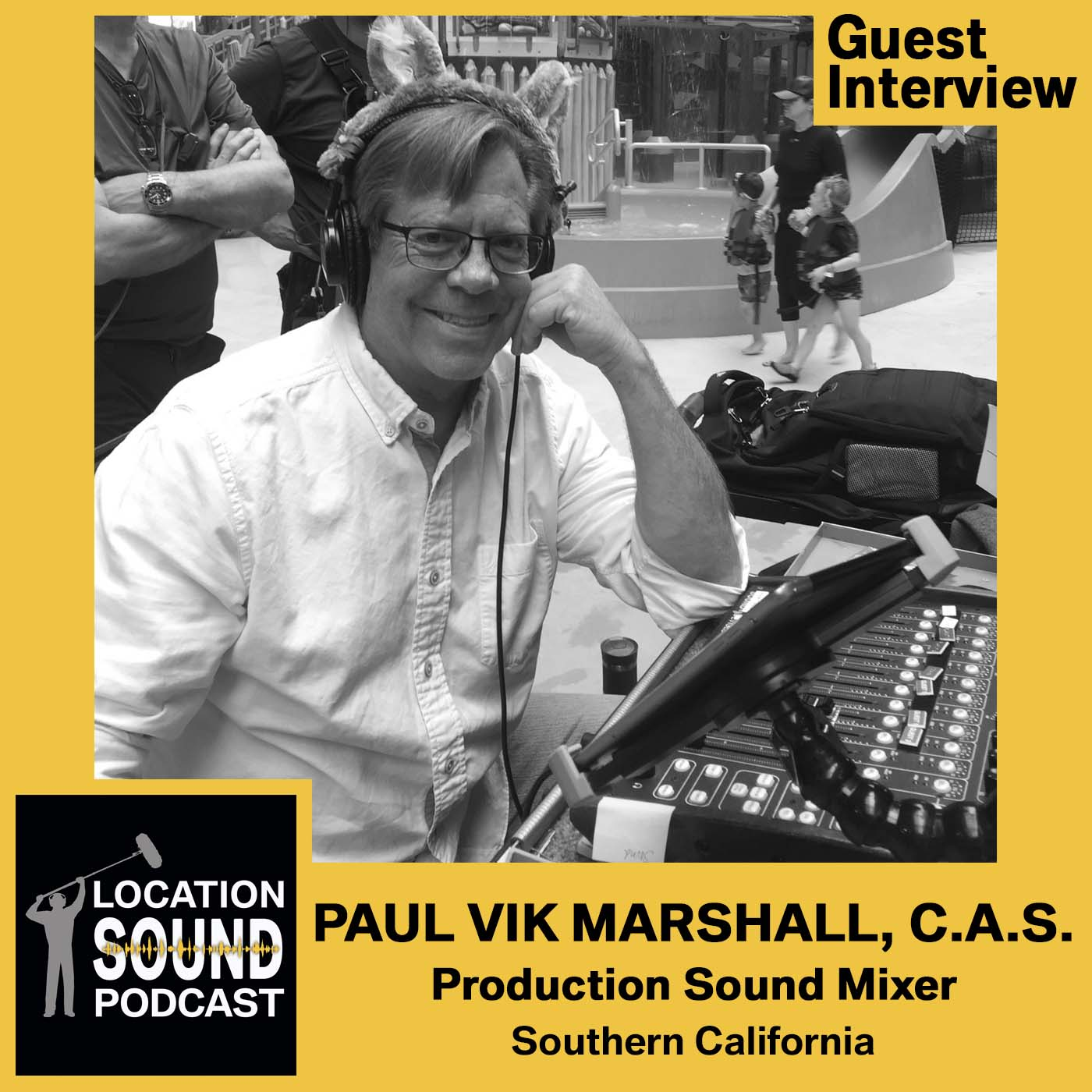 063 Paul Vik Marshall, C.A.S. - Production Sound Mixer based out of Southern California