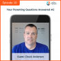 Artwork for Your Parenting Questions Answered with Chuck Anderson