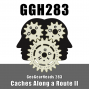 Artwork for GGH 283: Caches Along a Route II