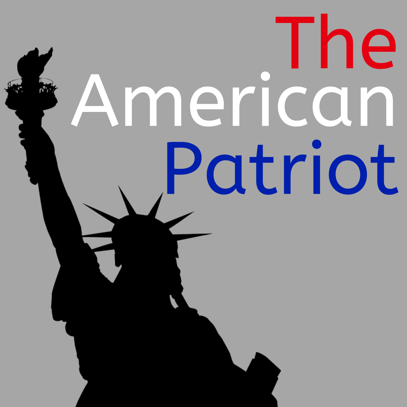 The American Patriot show art
