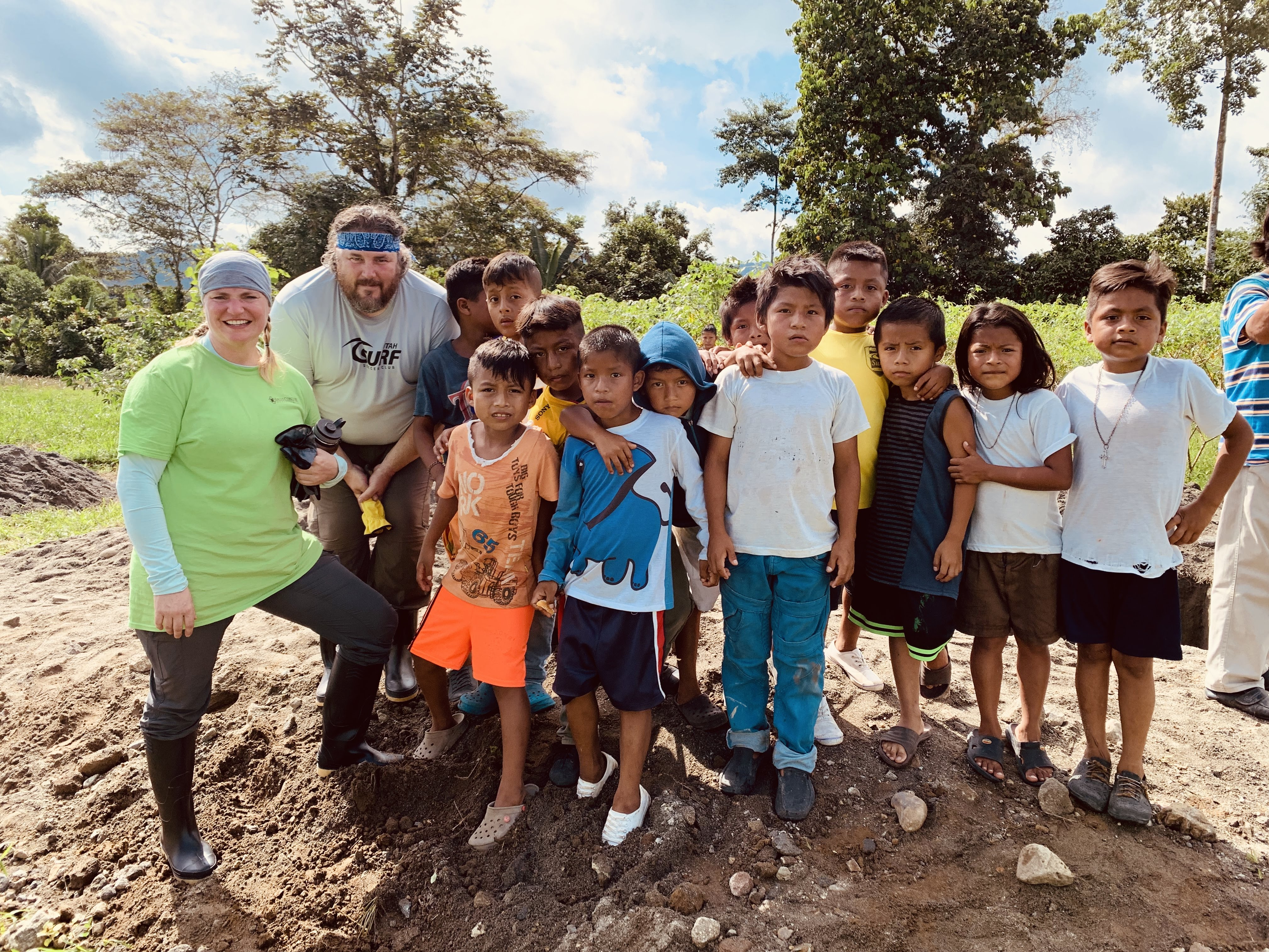 """Episode 15-- Up The River to Guayacana: The """"Real Deal"""" Humanitarian Experience"""
