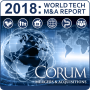 Artwork for Forecast 2018: Global Tech M&A Report - Disruptive Tech Trends - Composite Commerce, IoT Software, & Digital Currency Flow