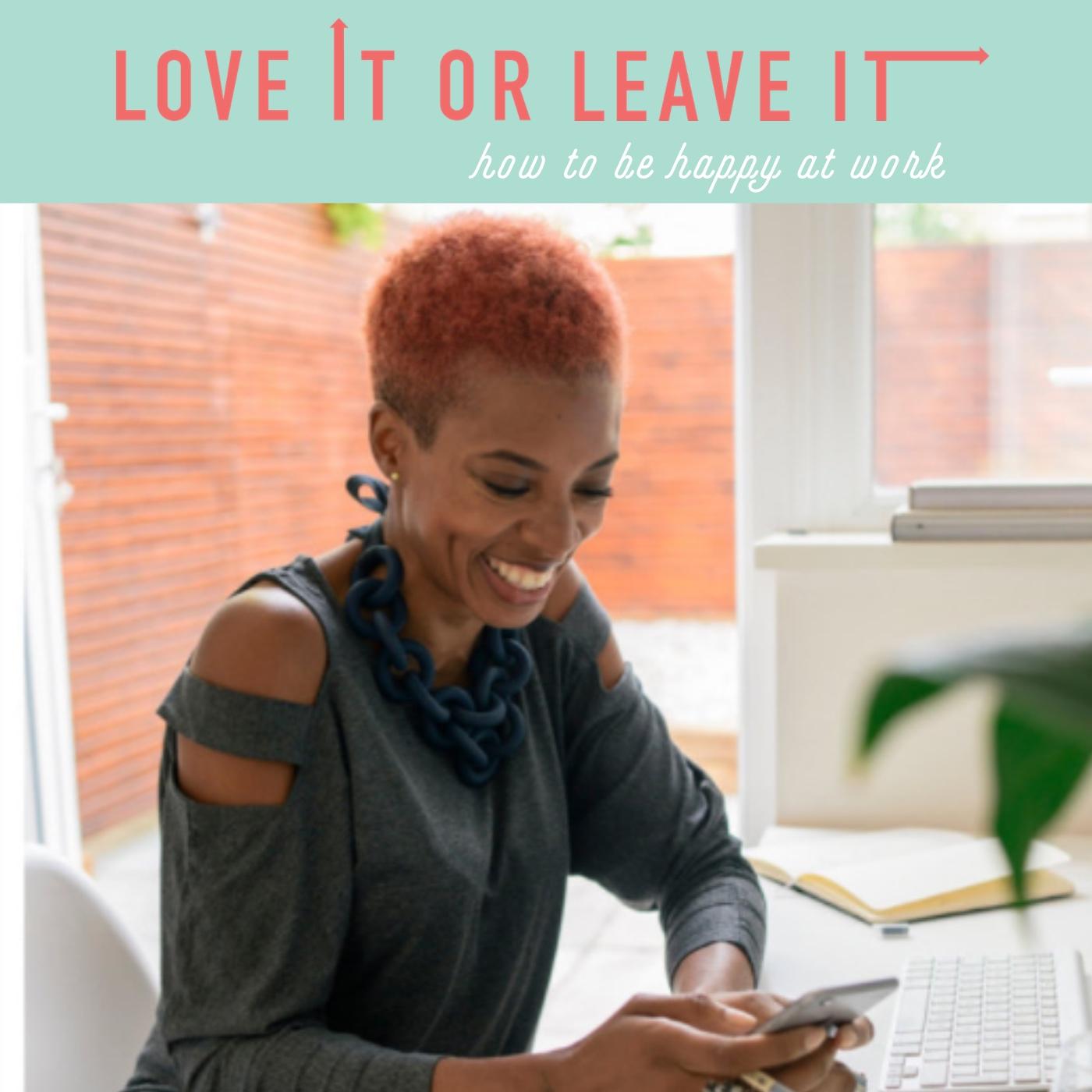 Love It or Leave It - Susana Velasco