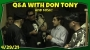 Artwork for Ask Me Anything Q&A w/ Don Tony + Mish (#21) 04/29/2021
