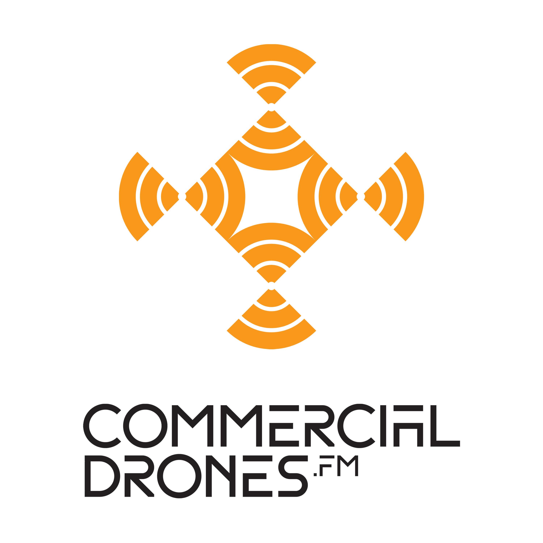 Commercial Drones FM show art